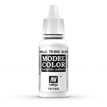 Vallejo 70842 Gloss White - 17 ml (Model Color) (3)