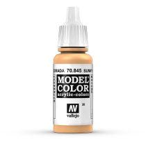 Vallejo 70845 Sunny Skintone - 17 ml (Model Color) (20)