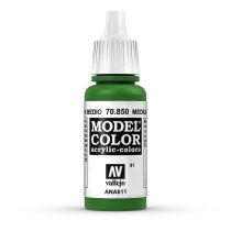Vallejo 70850 Medium Olive - 17 ml (Model Color) (81)