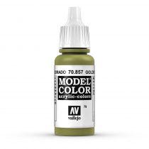 Vallejo 70857 Golden Olive - 17 ml (Model Color) (79)