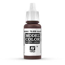 Vallejo 70859 Black Red - 17 ml (Model Color) (35)