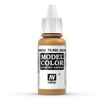 Vallejo 70860 Medium Fleshtone - 17 ml (Model Color) (21)