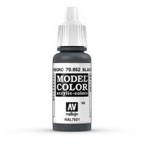 Vallejo 70862 Black Grey - 17 ml (Model Color) (168)