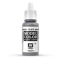 Vallejo 70870 Medium Sea Grey - 17 ml (Model Color) (158)