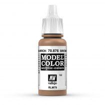 Vallejo 70876 Brown Sand - 17 ml (Model Color) (132)