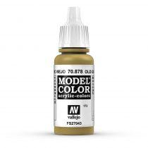 Vallejo 70878 Old Gold - 17 ml (Model Color) (173)