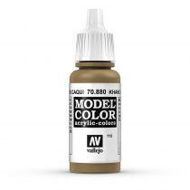 Vallejo 70880 Khaki Grey - 17 ml (Model Color) (113)