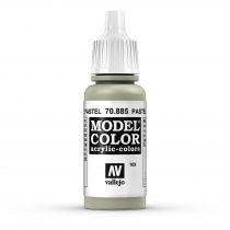 Vallejo 70885 Pastel Green - 17 ml (Model Color) (109)
