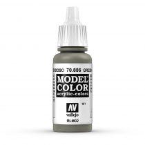 Vallejo 70886 Green Grey - 17 ml (Model Color) (101)
