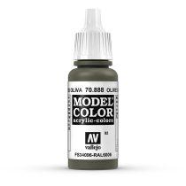 Vallejo 70888 Olive Grey - 17 ml (Model Color) (92)