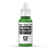 Vallejo 70891 Intermediate Green - 17 ml (Model Color) (74)