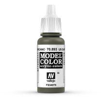 Vallejo 70893 Us Dark Green - 17 ml (Model Color) (95)