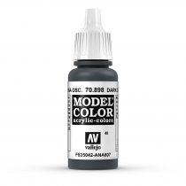 Vallejo 70898 Dark Sea Blue - 17 ml (Model Color) (48)