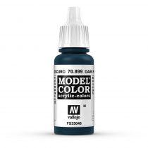 Vallejo 70899 Dark Prussian Blue - 17 ml (Model Color) (50)