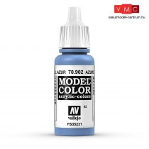 Vallejo 70902 Azure - 17 ml (Model Color) (62)