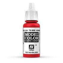 Vallejo 70909 Vermillion - 17 ml (Model Color) (28)