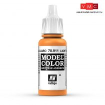 Vallejo 70911 Light Orange - 17 ml (Model Color) (22)