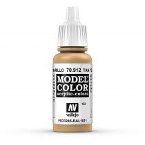 Vallejo 70912 Tan Yellow - 17 ml (Model Color) (122)