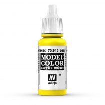 Vallejo 70915 Deep Yellow - 17 ml (Model Color) (14)