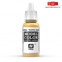 Vallejo 70916 Sand Yellow - 17 ml (Model Color) (9)
