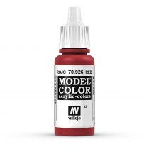Vallejo 70926 Red - 17 ml (Model Color) (33)