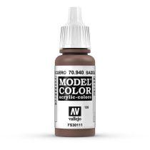 Vallejo 70940 Saddle Brown - 17 ml (Model Color) (138)