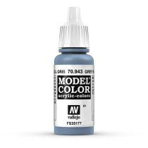 Vallejo 70943 Grey Blue - 17 ml (Model Color) (61)