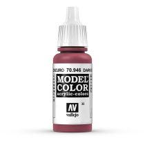 Vallejo 70946 Dark Red - 17 ml (Model Color) (32)