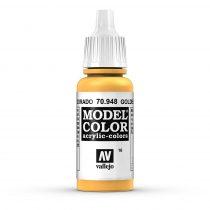 Vallejo 70948 Golden Yellow - 17 ml (Model Color) (16)