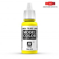 Vallejo 70952 Lemon Yellow - 17 ml (Model Color) (11)