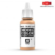 Vallejo 70955 Flat Flesh - 17 ml (Model Color) (18)