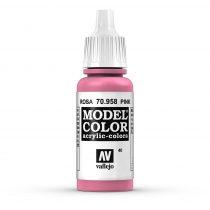Vallejo 70958 Pink - 17 ml (Model Color) (40)