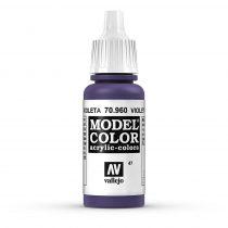 Vallejo 70960 Violet - 17 ml (Model Color) (47)