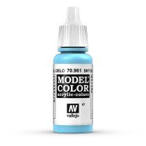 Vallejo 70961 Sky Blue - 17 ml (Model Color) (67)