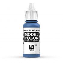 Vallejo 70962 Flat Blue - 17 ml (Model Color) (56)