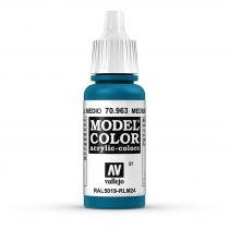 Vallejo 70963 Medium Blue - 17 ml (Model Color) (57)