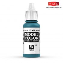 Vallejo 70966 Turquoise - 17 ml (Model Color) (69)