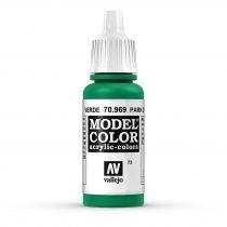 Vallejo 70969 Park Green Flat - 17 ml (Model Color) (73)