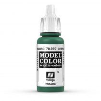 Vallejo 70970 Deep Green - 17 ml (Model Color) (72)