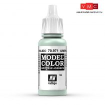 Vallejo 70971 Green Grey - 17 ml (Model Color) (106)
