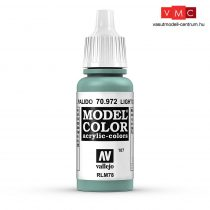 Vallejo 70972 Light Green Blue - 17 ml (Model Color) (107)