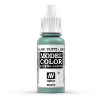 Vallejo 70972 Light Green Blue - 17 ml (Model Color) (107)