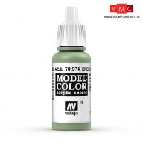 Vallejo 70974 Green Sky - 17 ml (Model Color) (76)