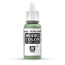 Vallejo 70974 Green Sky - 17 ml (Model Color) (76)