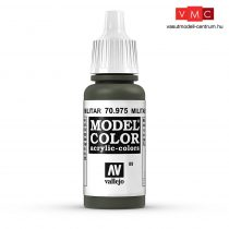 Vallejo 70975 Military Green - 17 ml (Model Color) (89)