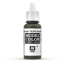 Vallejo 70975 Military Green - 17 ml (Model Color) (89)