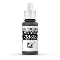 Vallejo 70980 Black Green - 17 ml (Model Color) (100)