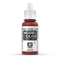 Vallejo 70982 Cavalry Brown - 17 ml (Model Color) (137)