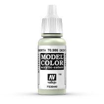 Vallejo 70986 Deck Tan - 17 ml (Model Color) (110)