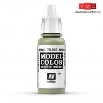 Vallejo 70987 Medium Grey - 17 ml (Model Color) (111)